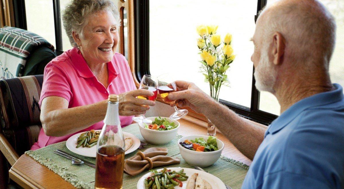Nutrição na terceira idade: Como os alimentos podem ajudar a prevenir doenças crônicas
