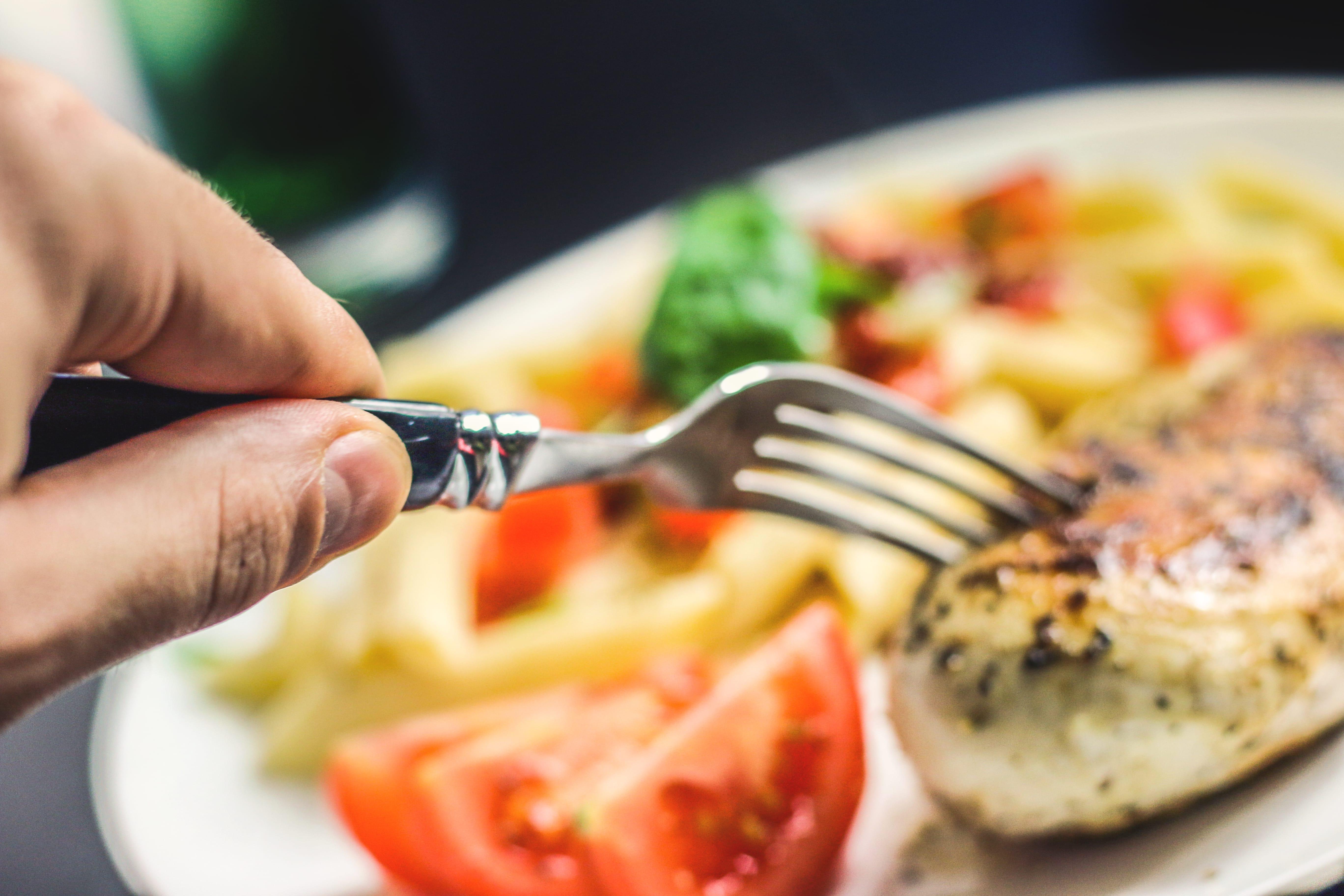 Dieta equilibrada e a manutenção do peso