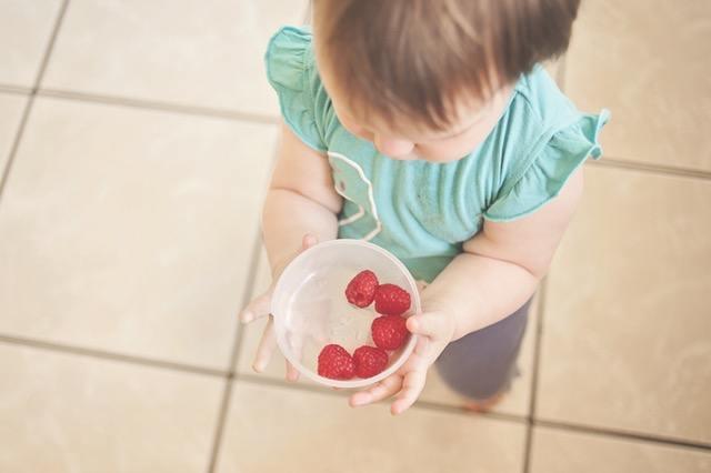 Alimento é saúde: um cardápio adequado para a primeira fase da vida