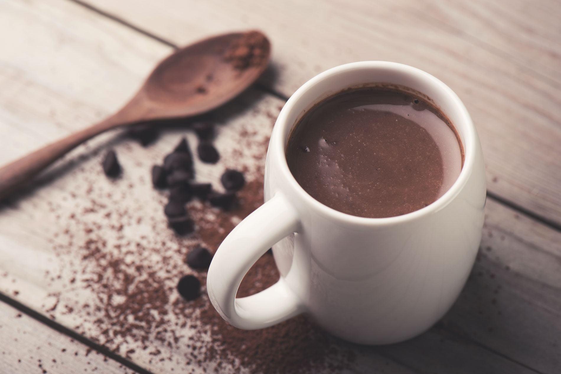 Chocolate Montanhês com Fiber Mais®