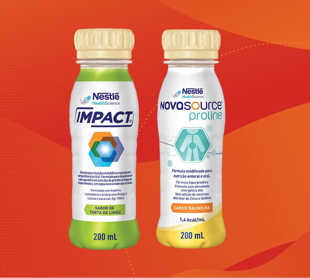 Impact x Novasource Proline: qual a diferença?