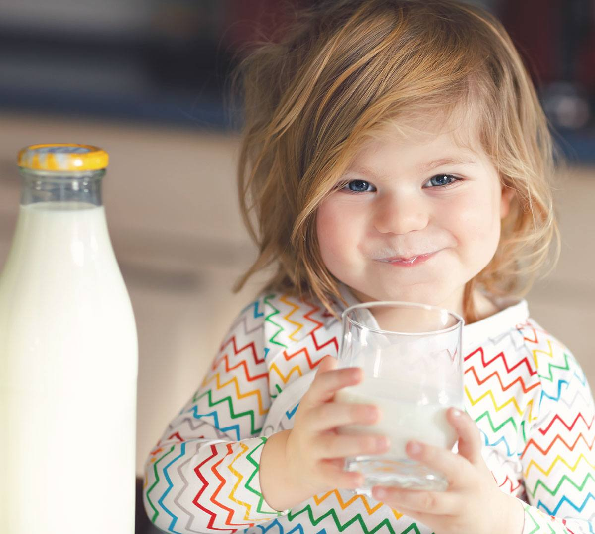 Intolerância à lactose na infância