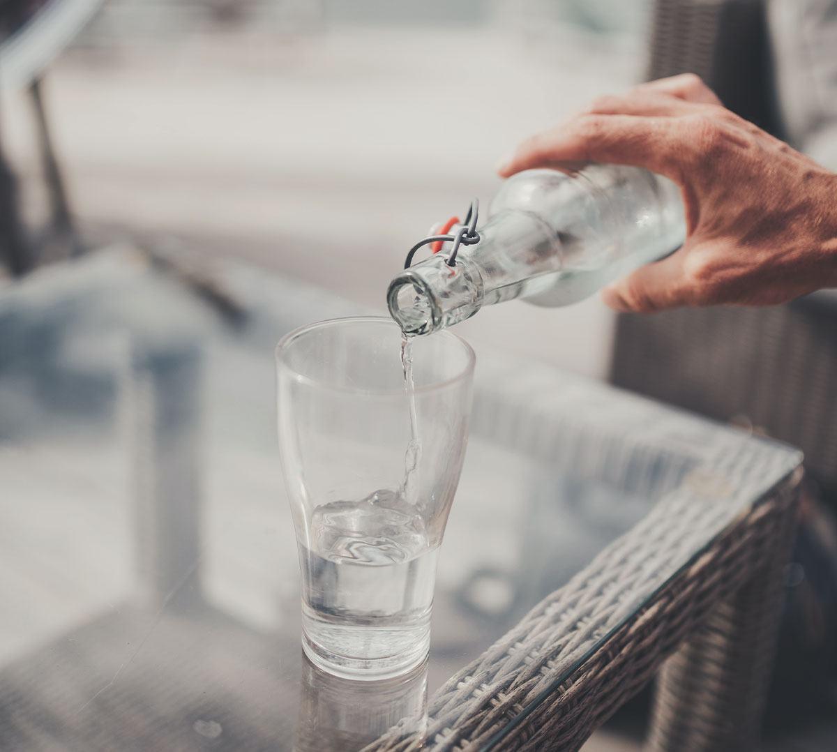 Por que é importante hidratar-se?
