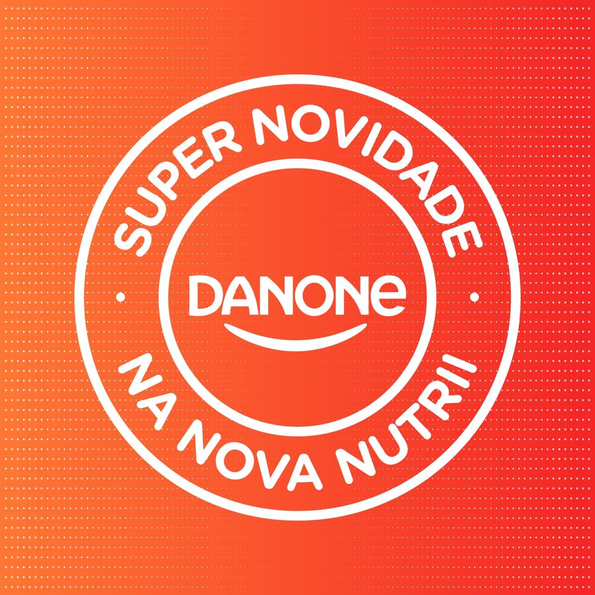 A Danone chegou na Nova Nutrii